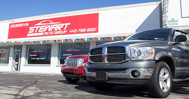 About Stewart Auto Group